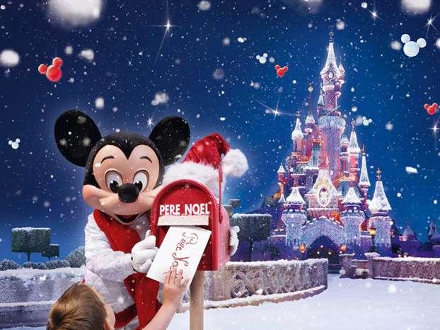 Natale e capodanno 2015 a eurodisney paris sconto del 30 for Pacchetti eurodisney volo soggiorno