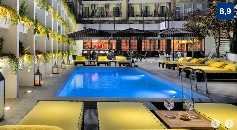 capodanno 2015 hotel consigliati low cost a barcellona