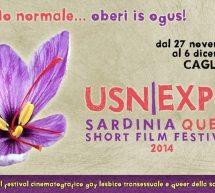USN EXPO SARDINIA QUEER SHORT FILM FESTIVAL 2014 – CAGLIARI – 27 NOVEMBRE-6 DICEMBRE 2014