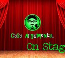 CASA ARGUMENTAL ON STAGE – LE STREGHE – CAGLIARI – MARTEDI 16 DICEMBRE 2014