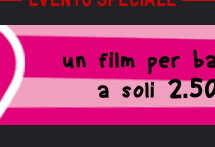 PASQUA AL CINEMA PER I BAMBINI – THE SPACE CINEMA – QUARTUCCIU E SESTU – 3-4-5-6 APRILE 2015