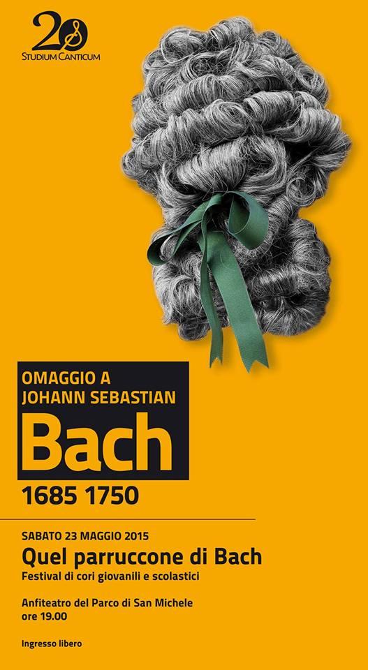 Locandina di Omaggio a Bach