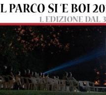 CINEMA ALL'APERTO NEL PARCO SI'E BOI 2015 – SELARGIUS – 30 GIUGNO -1 SETTEMBRE 2015