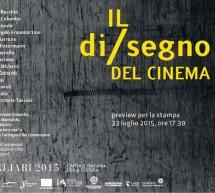 IL DI/SEGNO DEL CINEMA – CAGLIARI – APPUNTAMENTI DEL 20-21 AGOSTO 2015