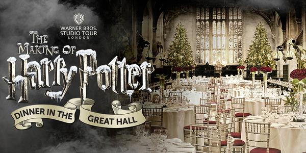 Immagini Natalizie Harry Potter.Cena Di Natale In Stile Harry Potter Al Castello Di Hogwarts