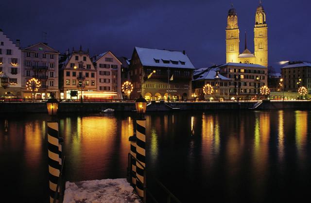 Addobbi Natalizi Zurigo.Mercatini Di Natale 2018 Zurigo 22 Novembre 24 Dicembre 2018
