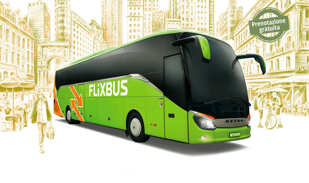 Voucher sconto flixbus