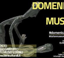 DOMENICA AL MUSEO IN SARDEGNA – DOMENICA 7 AGOSTO 2016