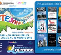 FESTEJANDO – CINEMA ARGENTINO – SASSARI – FINO AL 22 AGOSTO 2016