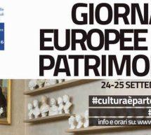 GIORNATE EUROPEE DEL PATRIMONIO 2017 IN SARDEGNA – 23-24 SETTEMBRE 2016