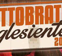 OTTOBRATA IGLESIENTE – IGLESIAS- 7 OTTOBRE – 5 DICEMBRE 2016