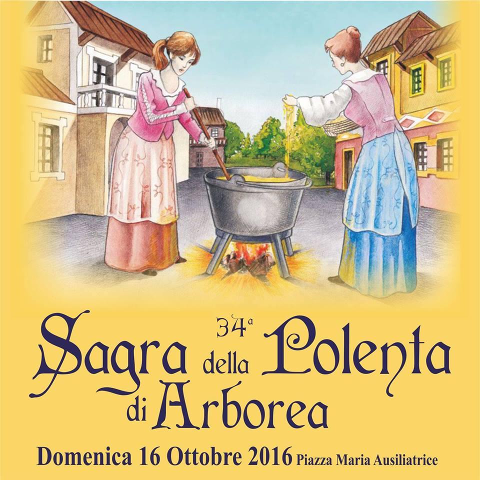 Sagra della polenta arborea 15 16 22 ottobre 2016 for Trattori usati sardegna privati
