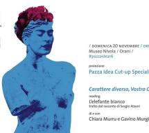 PAZZA IDEA 2016 – MUSEO NIVOLA – ORANI – DOMENICA 20 NOVEMBRE 2016