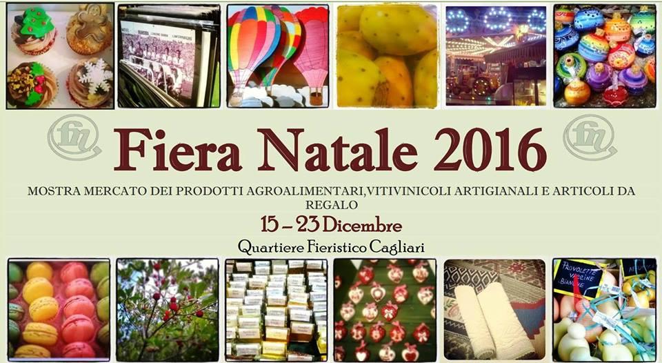 Fiera natale 2016 cagliari 15 23 dicembre 2016 for Fiera elettronica calendario 2016