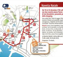 NAVETTA DI NATALE DEL CTM CAGLIARI – DAL 18 AL 24 DICEMBRE 2016