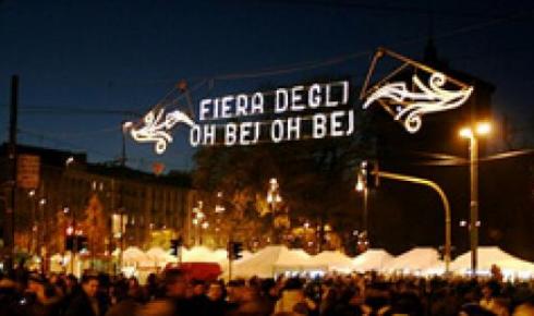 mercatini di natale 2016: milano - 3 dicembre 2016 - 8 gennaio 2017