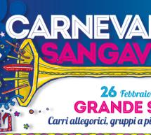 CARNEVALE SANGAVINESE- SAN GAVINO MONREALE – 23- 26 FEBBRAIO 2017