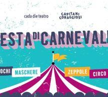 FESTA DI CARNEVALE – LA VETRERIA – PIRRI – DOMENICA 26 FEBBRAIO 2017