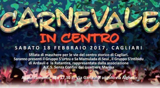 CARNEVALE DI CAGLIARI 2017 – 16-21 FEBBRAIO 2017