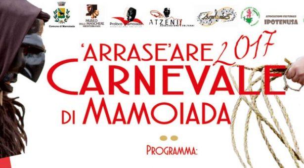 CARNEVALE DI MAMOIADA 2017 – 28 GENNAIO – 4 MARZO 2017