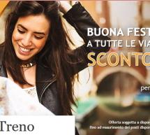 SCONTO 60% CON ITALO TRENO PER LA FESTA DELLE DONNE