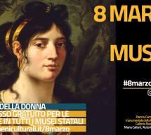 8 MARZO AL MUSEO – GLI EVENTI IN SARDEGNA – MERCOLEDI 8 MARZO 2017