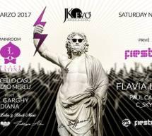 BLACK LATINA & FIESTA – JKO EVO' – CAGLIARI – SABATO 25 MARZO 2017