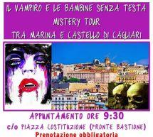 MISTERY TOUR TRA MARINA E CASTELLO – CAGLIARI – DOMENICA 26 MARZO 2017