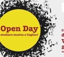 OPEN DAY – CONSERVATORIO DI MUSICA – CAGLIARI – VENERDI 24 MARZO 2017