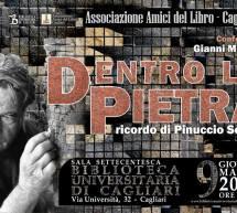 DENTRO LA PIETRA – BIBLIOTECA UNIVERSITARIA – CAGLIARI – GIOVEDI 9 MARZO 2017
