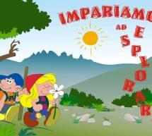 IMPARIAMO AD ESPLORARE :LE ROCCE –  FORESTA SETTE FRATELLI – SINNAI- DOMENICA 2 APRILE 2017