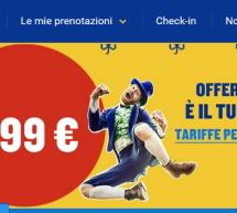 VOLA IN IRLANDA – OFFERTE PER SAN PATRIZIO A PARTIRE DA 9,99 € CON RYANAIR
