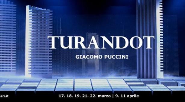 TURANDOT – TEATRO LIRICO – CAGLIARI – 17-18-19-21-22 MARZO-9-11 APRILE 2017