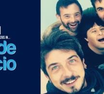 UN GRANDE ABBRACCIO con PAOLO RUFFINI – TEATRO MASSIMO – CAGLIARI – GIOVEDI 18 MAGGIO 2017