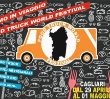 FOOD TRUCK WORLD FESTIVAL – CAGLIARI – 29 APRILE- 1 MAGGIO 2017