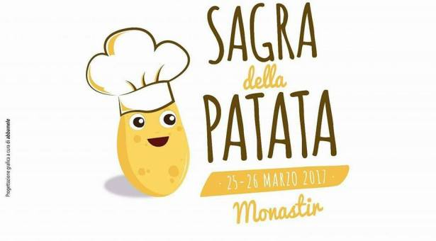 SAGRA DELLA PATATA – MONASTIR – 25-26 MARZO 2017