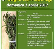 SAGRA DEGLI ASPARAGI – VILLANOVA TRUSCHEDU – DOMENICA 2 APRILE 2017