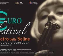 1 €UROFESTIVAL – TEATRO DELLE SALINE- CAGLIARI- 2 MAGGIO – 4 GIUGNO 2017