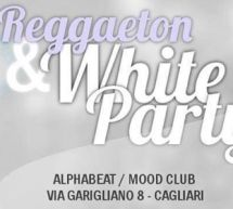 REGGAETON & WHITE PARTY – ALPHABEAT – CAGLIARI – SABATO 29 APRILE 2017