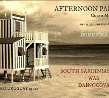 AFTERNOON PARTY – CORTO MALTESE – CAGLIARI – DOMENICA 30 APRILE 2017