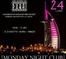 MONDAY NIGHT CLUB – DUBAI PLANET – CAGLIARI – LUNEDI 24 APRILE 2017