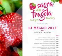 SAGRA DELLA FRAGOLA – ALGHERO – DOMENICA 14 MAGGIO 2017