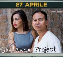 SOULENCO PROJECT – JAZZINO – CAGLIARI – GIOVEDI 27 APRILE 2017