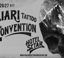 10° EDIZIONE CAGLIARI TATTOO CONVENTION – HOTEL SETAR – QUARTU SANT'ELENA-25-26-27 AGOSTO 2017