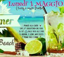BEACH PARTY – PALM BEACH  -CAGLIARI – LUNEDI 1 MAGGIO 2017