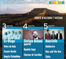 ABBABULA -MONTE D'ACCODDI -SASSARI – 3-4-5 AGOSTO 2017