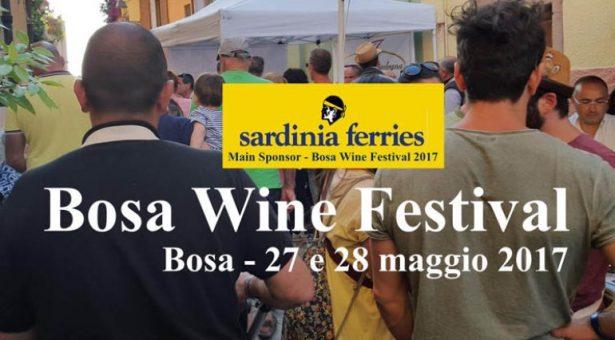BOSA WINE FESTIVAL – BOSA – 27-28 MAGGIO 2017
