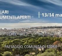 MONUMENTI APERTI 2017 – CAGLIARI – PROGRAMMA COMPLETO – 13-14 MAGGIO 2017