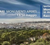 CAGLIARI MONUMENTI APERTI – MONUMENTI IN MUSICA & RACCONTI – 13-14 MAGGIO 2017