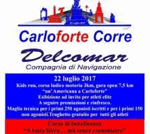 CARLOFORTE CORRE – SABATO 22 LUGLIO 2017